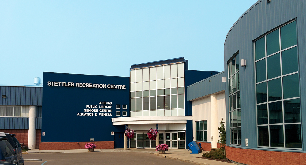 Stettler Recreation Centre Modernization