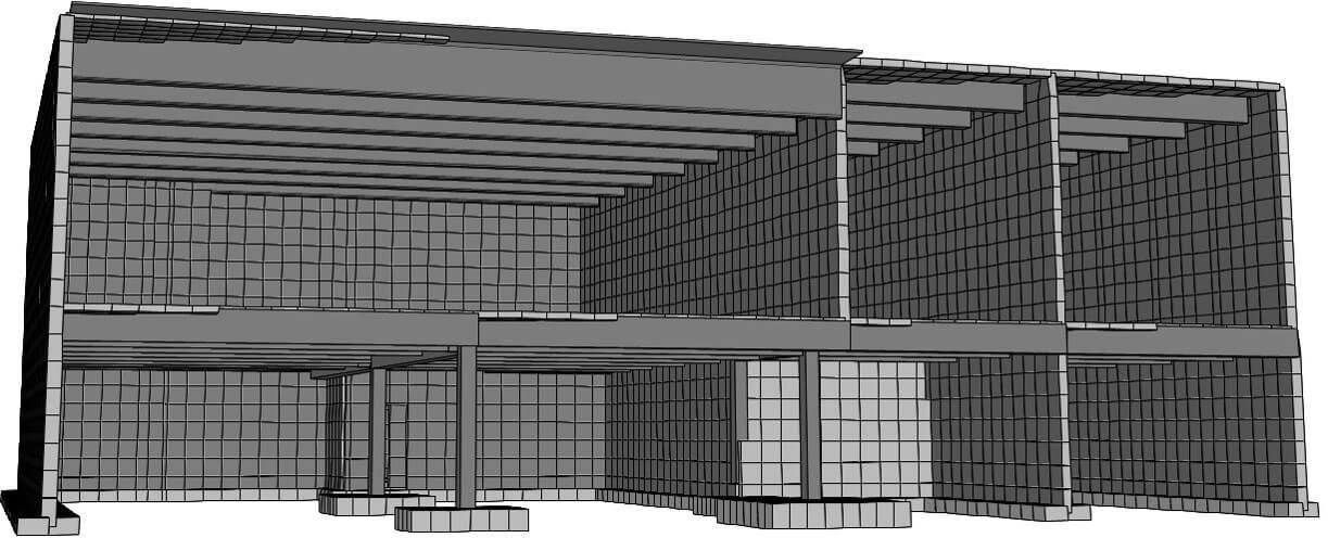 Blast Resistant Building Assessments