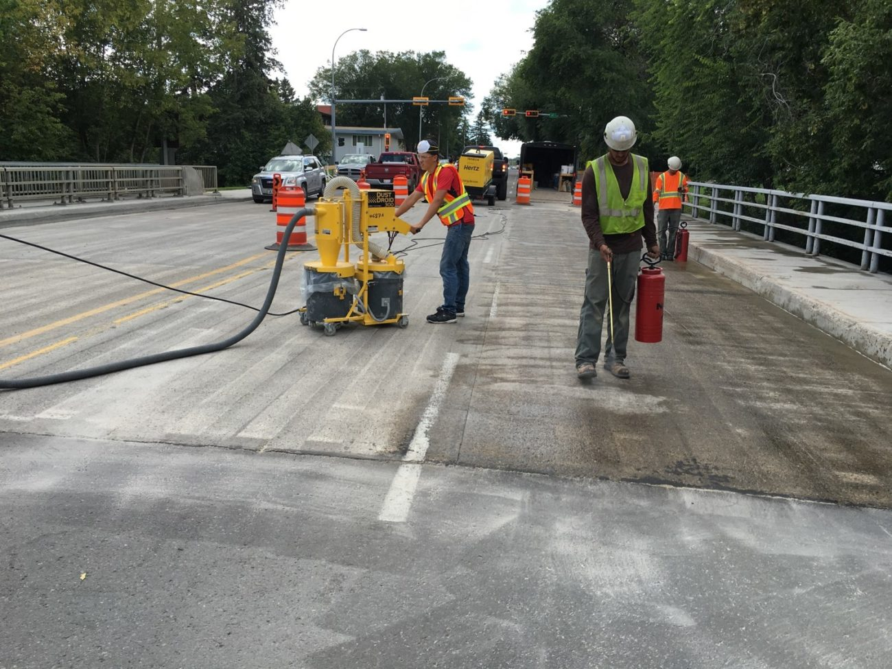 Bridge Management and Maintenance Engineering Services
